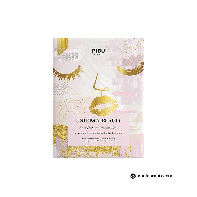 Pibu Beauty 3 Steps to Beauty