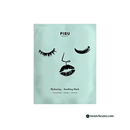 Pibu Beauty Hydrating Soothing Mask