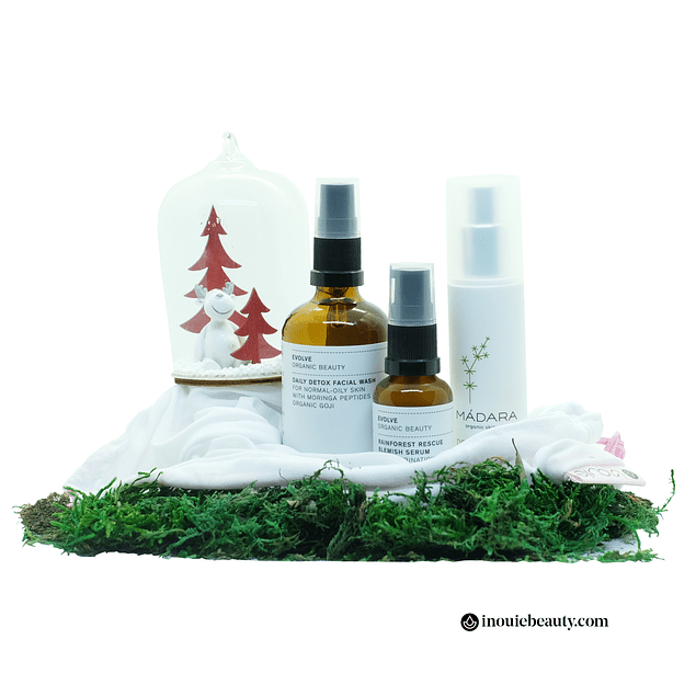 Pack Natal Inouïe - Pele Oleosa