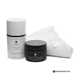 Pestle & Mortar Erase & Renew – The Double Cleansing System