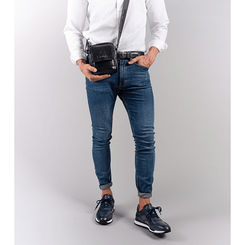 Bolsa tiracolo Gentleman