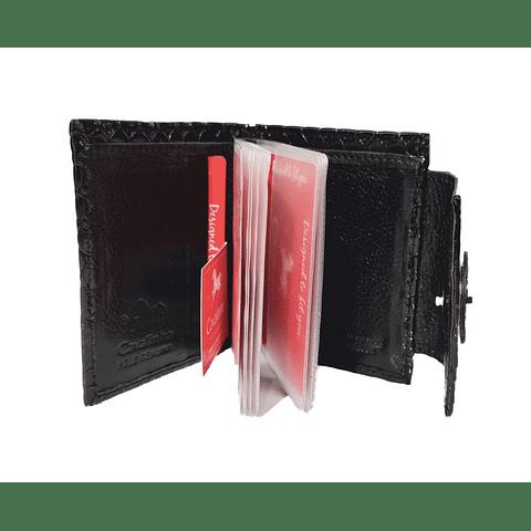 Carteira porta-cartões