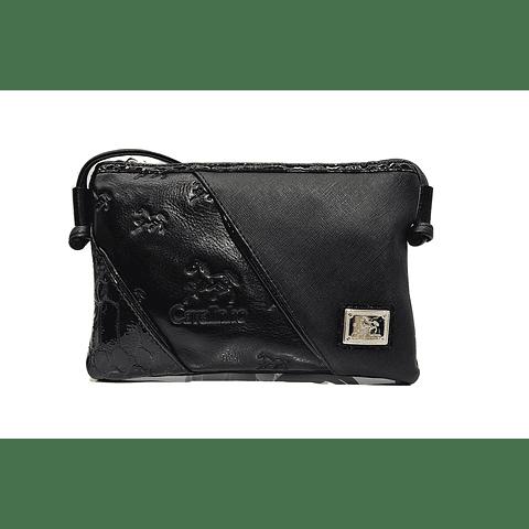 Bolsa tiracolo Black Horse