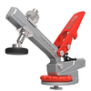 Abrazadera de riel en T horizontal ajuste automático