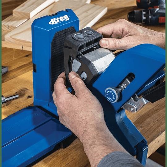 Custom Plug Cutter Drill Guide Kit (KREG KPHA720 )