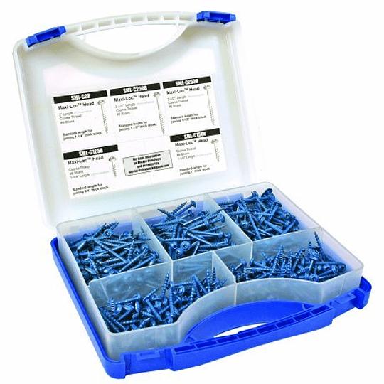 BLUE KOTES  POCKET HOLE SCREW KIT