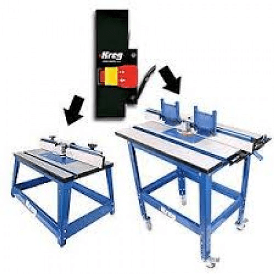 MULTI PURPOSE ROUTER TABLE SWITCH