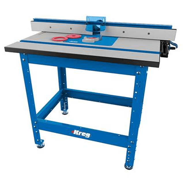 PRECISION ROUTER TABLE SYSTEM