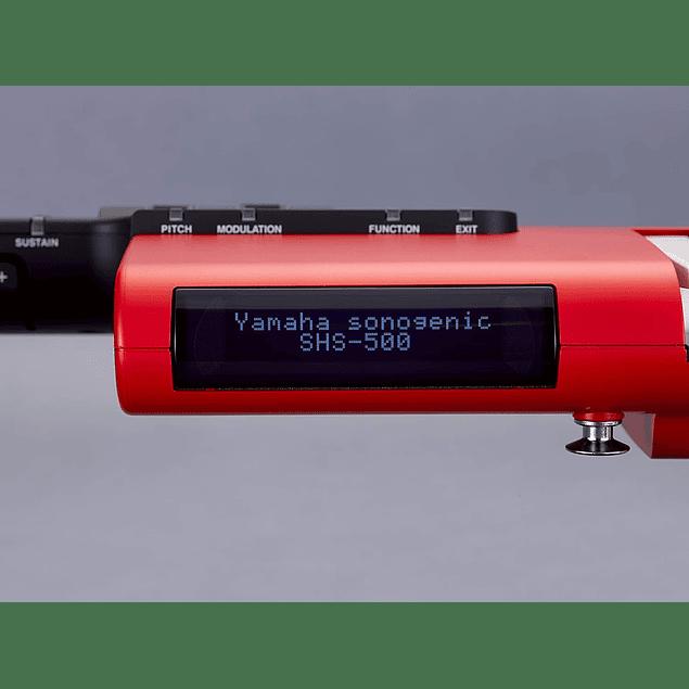 YAMAHA SONOGENIC SHS500 RED