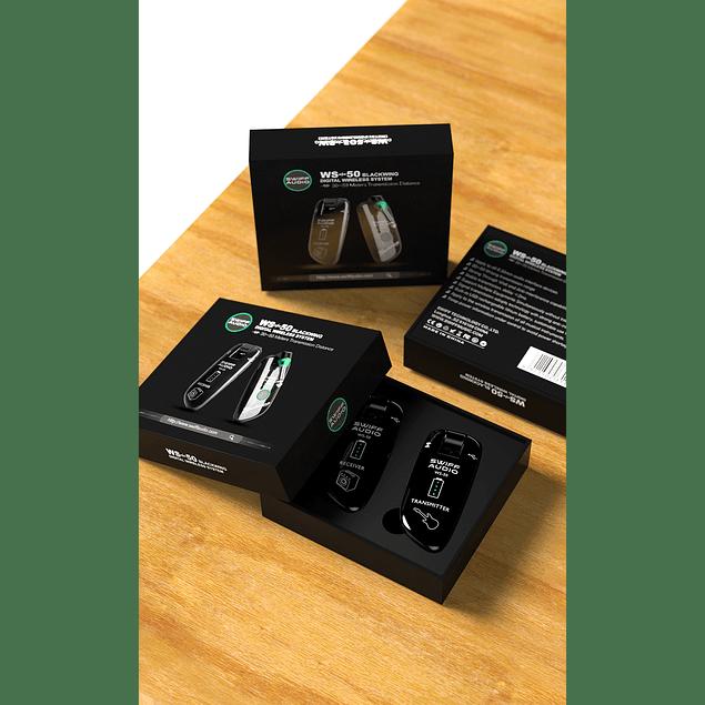 DIGITAL WIRELESS SYSTEM SWIFF WS50 - SISTEMA CONEXION INALAMBRICO
