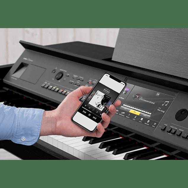 YAMAHA CVP805 PE CLAVINOVA PIANO DIGITAL