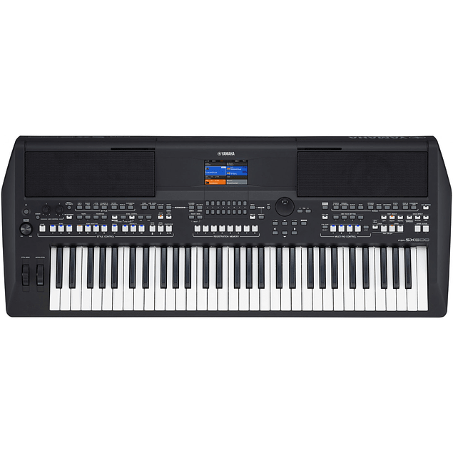 YAMAHA PSRSX600 DIGITAL WORKSTATION