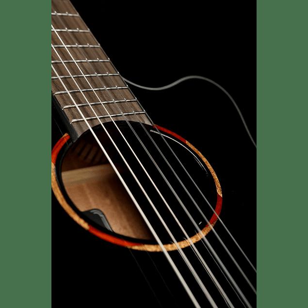 YAMAHA NTX1 BLACK GUITARRA ELECTROACUSTICA CUTAWAY