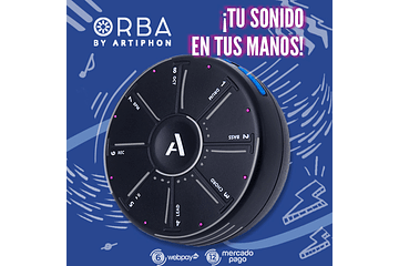 ¡NUEVO ORBA - LOOPER Y CONTROLADOR MIDI EN TUS MANOS!