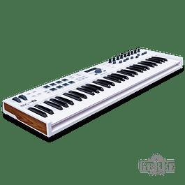 ARTURIA CONTROLADOR MIDI KEYLAB ESSENTIAL 61 WH