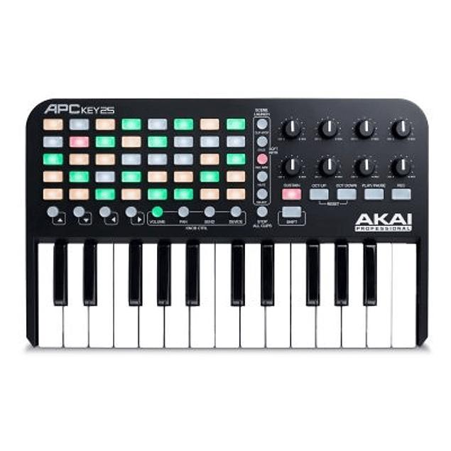 AKAI APC KEY 25 CONTROLADOR MIDI