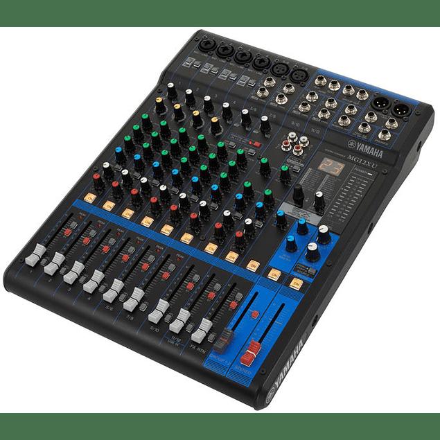 Mixer Yamaha MG12XU