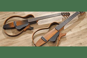 YAMAHA Silent Guitars...¡Sin molestar!
