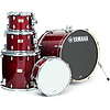YAMAHA SBP0F5 CRAN RED BATERIA ACUSTICA STAGE CUSTOM BOMBO 20