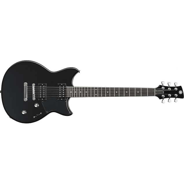 YAMAHA REVSTAR RS320 BLACK STEEL GUITARRA ELECTRICA