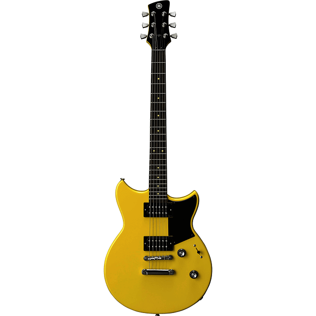 YAMAHA REVSTAR RS320 STOCK YELLOW GUITARRA ELECTRICA