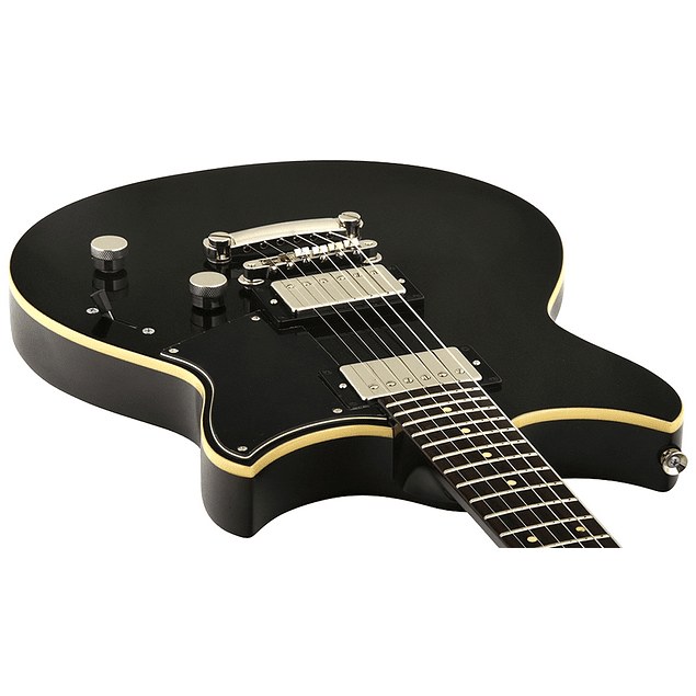 YAMAHA REVSTAR RS420 BLACK STEEL GUITARRA ELECTRICA