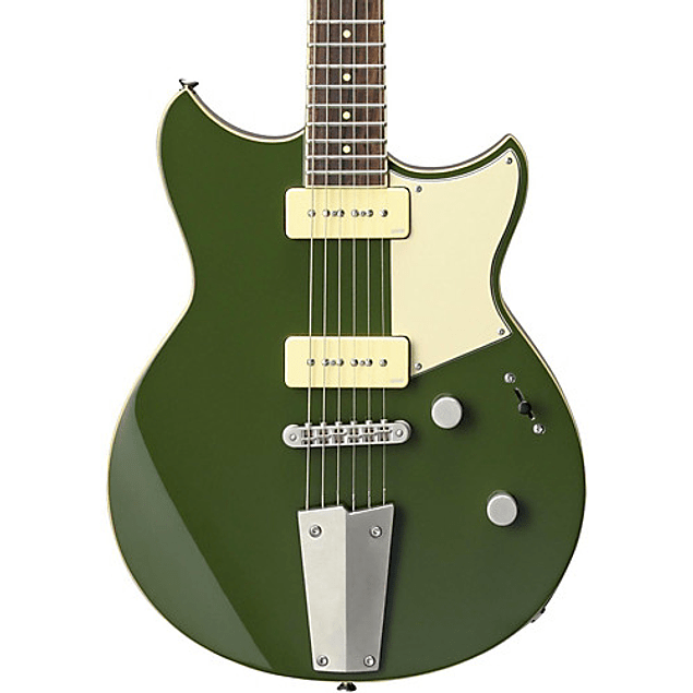 YAMAHA REVSTAR RS502T BOWDEN GREEN GUITARRA ELECTRICA