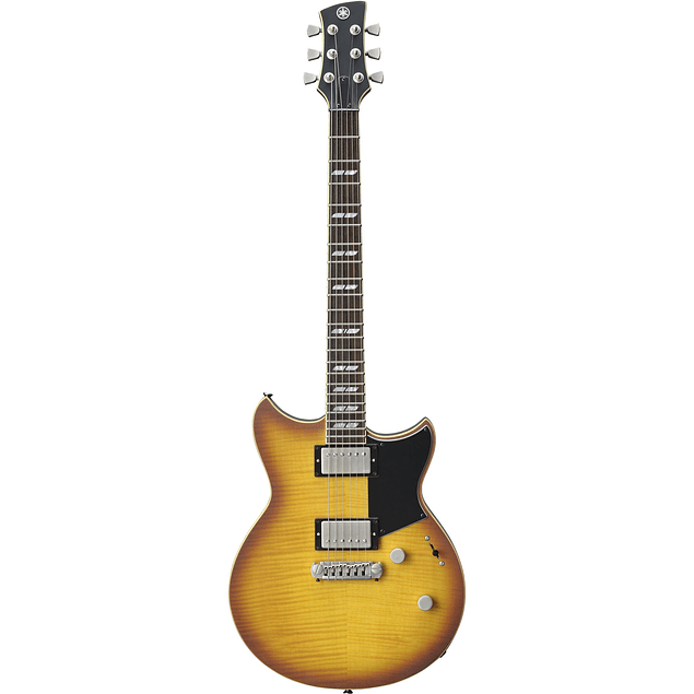 YAMAHA REVSTAR RS620 BRICK BURST GUITARRA ELECTRICA