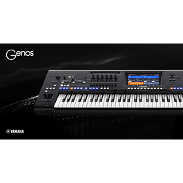 YAMAHA GENOS DIGITAL WORKSTATION