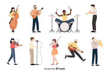 Algunos beneficios de aprender Música!