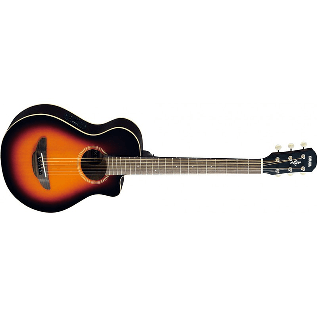 YAMAHA APXT2 OVS TRAVEL GUITAR