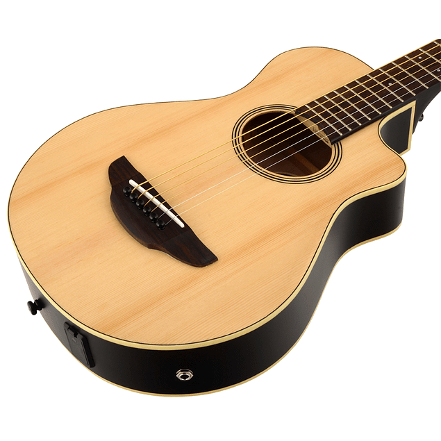 YAMAHA APXT2 NT TRAVEL GUITAR