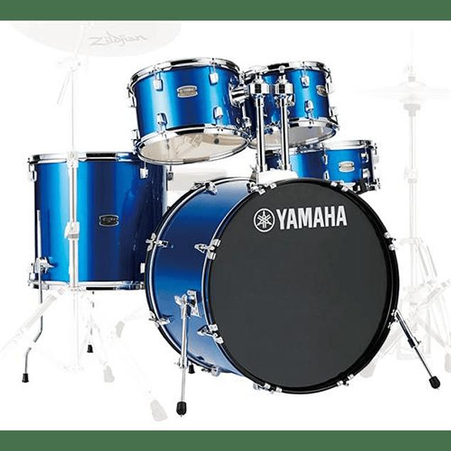 YAMAHA RDP2F5 BLUE BATERIA ACUSTICA RYDEEN BOMBO 22