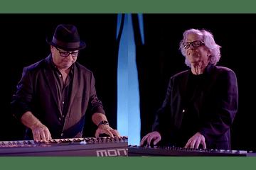 Ellos tocan YAMAHA - David Paich y Steve Porcaro