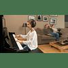YAMAHA PIANO SILENT JU109 SC2 PE PIANO VERTICAL SILENT