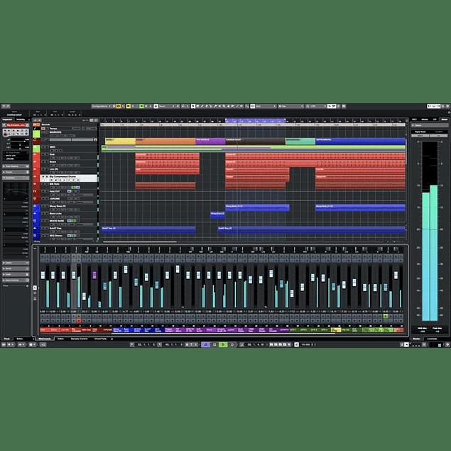 STEINBERG CUBASE PRO 10  MUSIC PRODUCTION SOFTWARE + USB LICENSE KEY