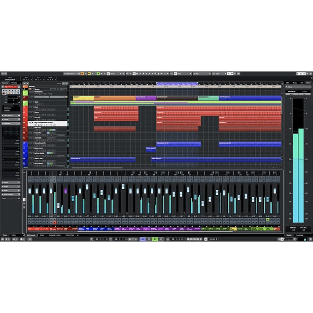 STEINBERG CUBASE PRO 10  MUSIC PRODUCTION SOFTWARE + USB LICENSE KEY
