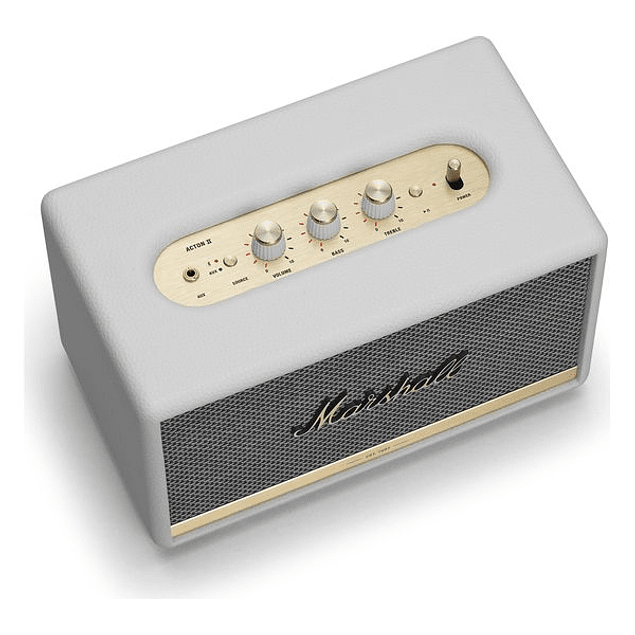 MARSHALL ACTON II BLUETOOTH PARLANTE WHITE