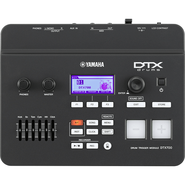 YAMAHA DTX760K KIT BATERIA ELECTRONICA