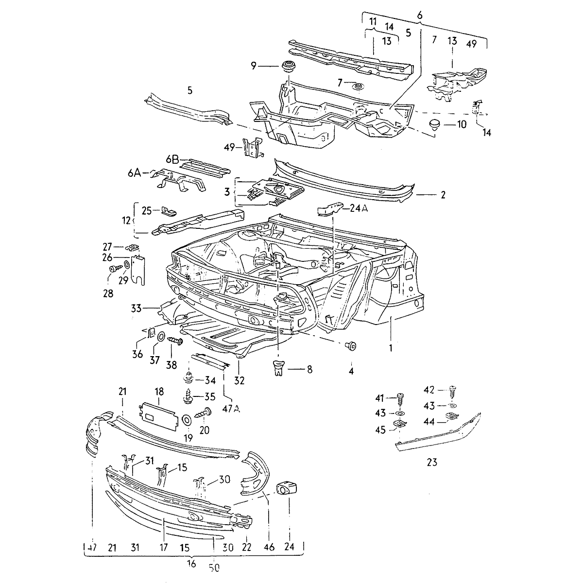 Manual De Despiece Audi S5 (2007-2012) Español