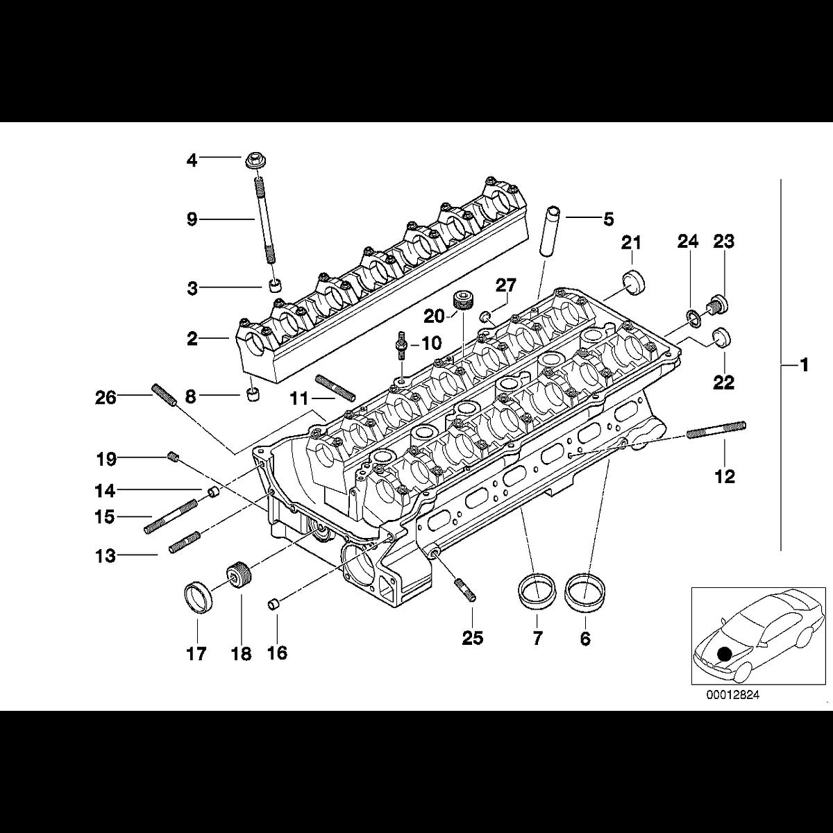 Manual De Despiece BMW Z4 (2018-2021) Español