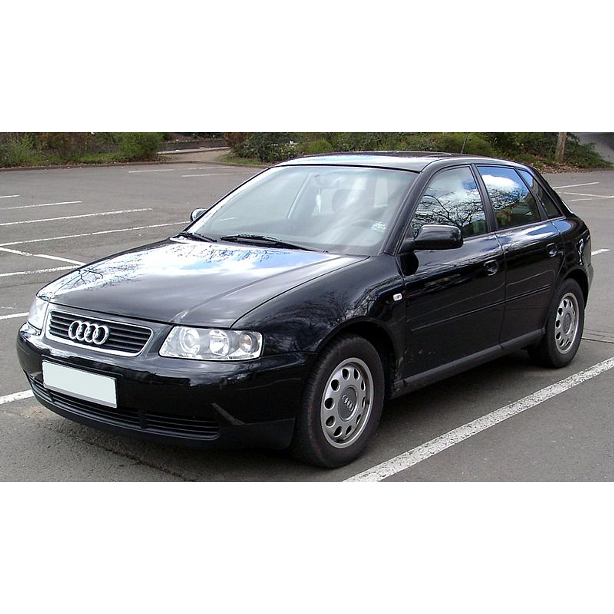Manual De Taller Audi A3  1996