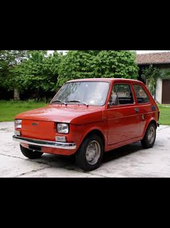 Manual De Taller Fiat 126  1973