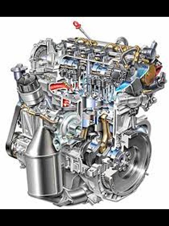 Manual De Taller Motor Fiat 1 4 8v  1 3 Multijet Espa U00f1ol