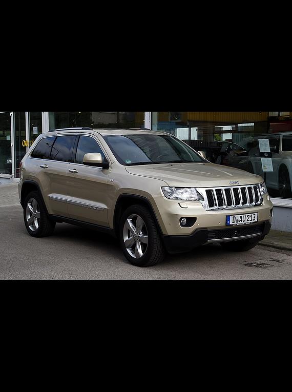 manual de taller jeep grand cherokee (2010 -2018) español
