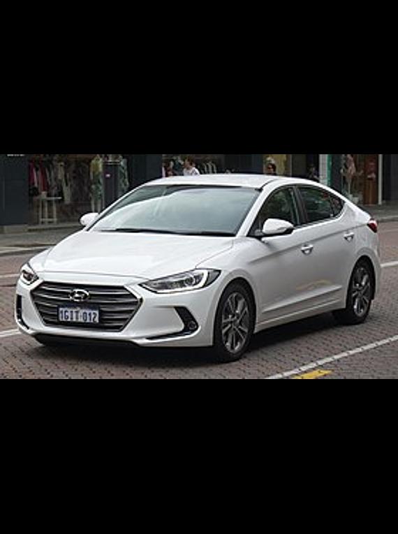 Manual De Taller Hyundai Elantra  2015
