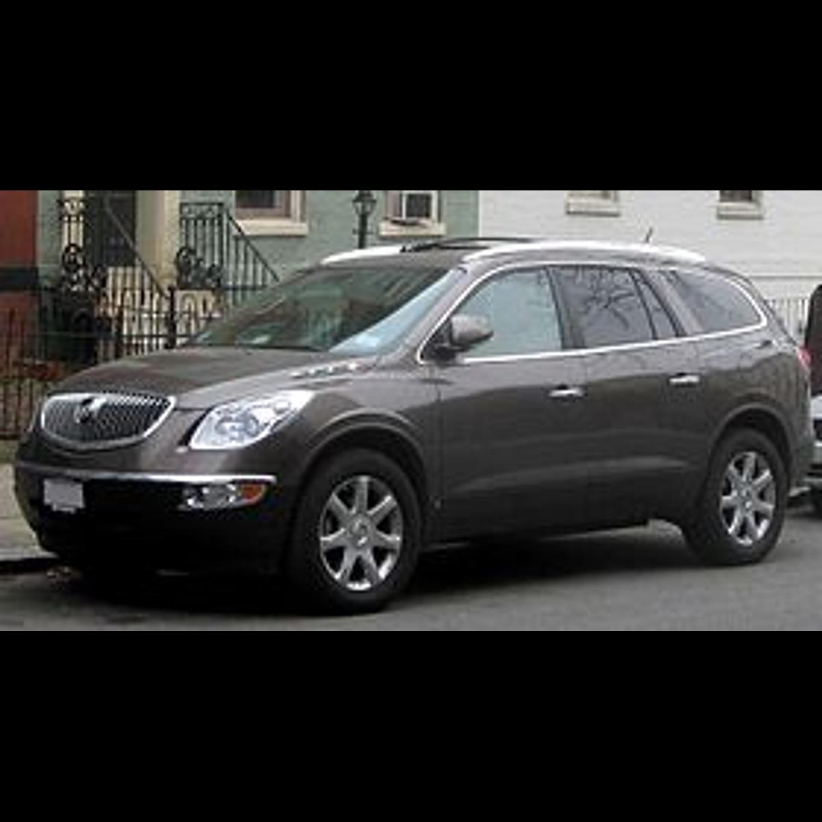 Manual De Taller Buick Enclave (2008-2017) Español
