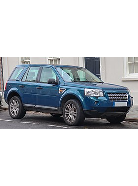 Manual De Taller Land Rover Freelander  2006 U20132014  Espa U00f1ol