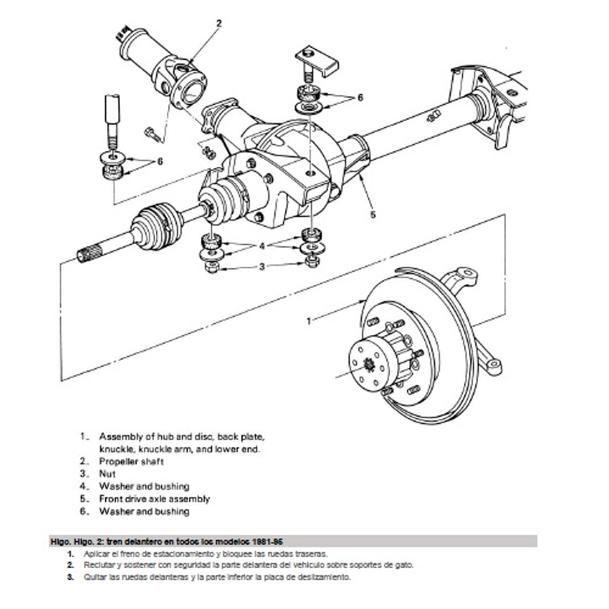 Manual De Taller Chevrolet Luv