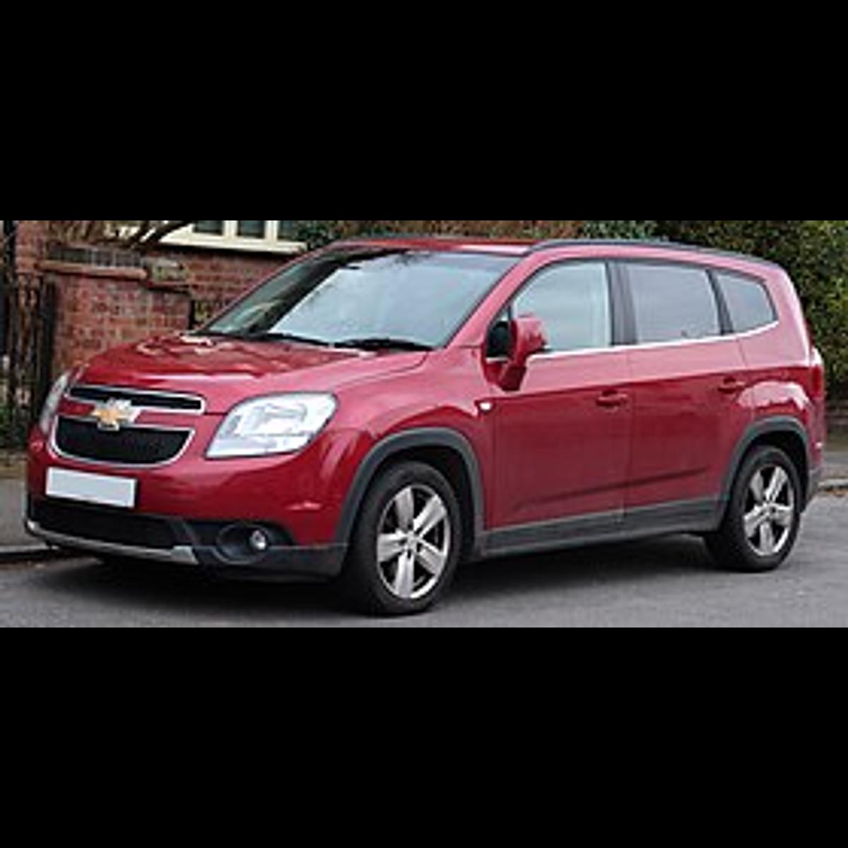 Manual De Despiece Chevrolet Orlando (2011–2018) Español